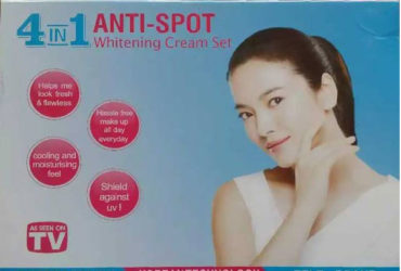 Anti spot 4 in one cream