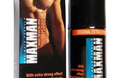 max man delay spray